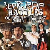 Lewis and Clark vs Bill & Ted by Epic Rap Battles of History
