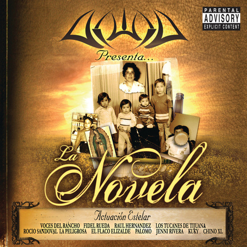 Play & Download La Novela by Akwid | Napster