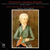 Mozart: Flute Concerto No. 1 in G Major, K. 313 - Flute Concerto No. 2 in D Major, K. 314 - Andante in C Major, K. 315 by Alexandre Magnin