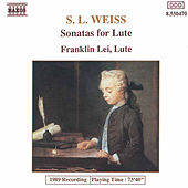 Sonatas for Lute by Sylvius Leopold Weiss