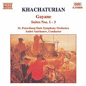 Play & Download Gayane Suites Nos. 1 - 3 by Aram Ilyich Khachaturian | Napster