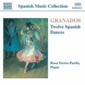 Play & Download 12 Spanish Dances by Enrique Granados | Napster