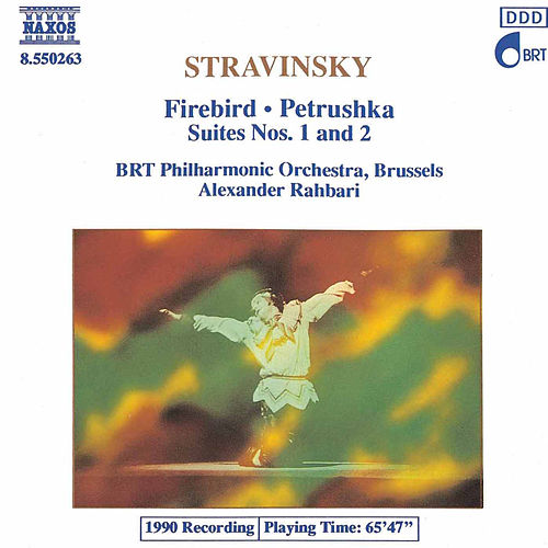 Firebird / Petrushka / Two Suites by Igor Stravinsky