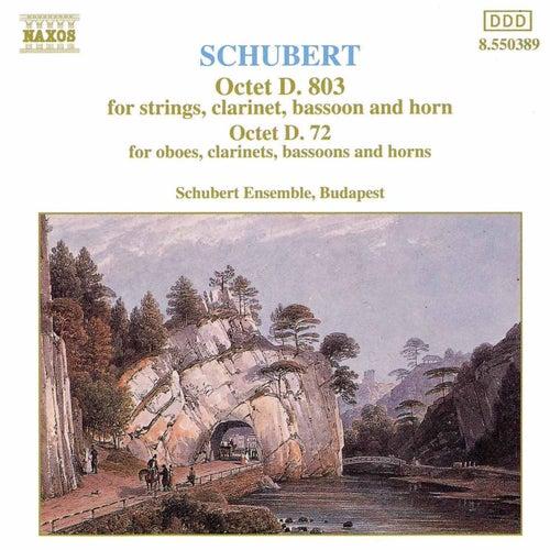 Octets by Franz Schubert
