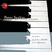 Beethoven: Piano Sonatas by Peter Serkin