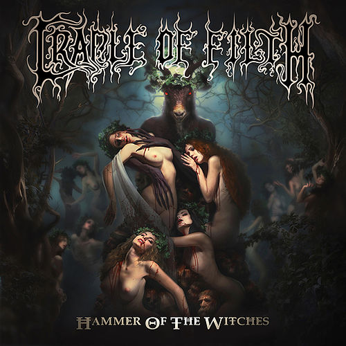 Play & Download Hammer of the Witches by Cradle of Filth | Napster