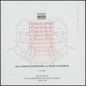 The Complete Symphonies and Piano Concertos by Pyotr Ilyich Tchaikovsky