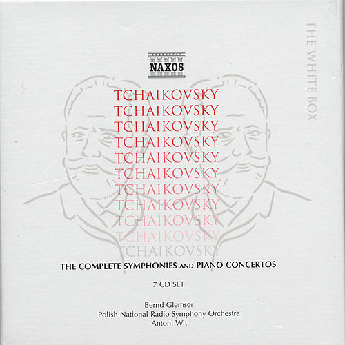 Play & Download The Complete Symphonies and Piano Concertos by Pyotr Ilyich Tchaikovsky | Napster
