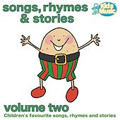 Play & Download Children's Songs, Rhymes and Stories Volume 2 by Kidzone | Napster