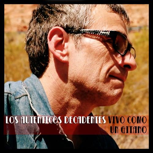 Vivo Como un Gitano (En Vivo en el Auditorio Nacional, Mexico) de Los Autenticos Decadentes