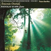 Anthology of Czech Piano Music Vol. 1 – Dvořák by Radoslav Kvapil