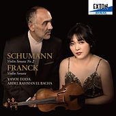 Franck Violin Sonata, Schumann Violin Sonata No. 2 by Abdel Rahman El Bacha