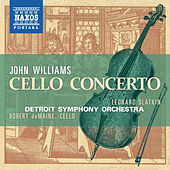 Play & Download Williams: Cello Concerto by Robert deMaine | Napster