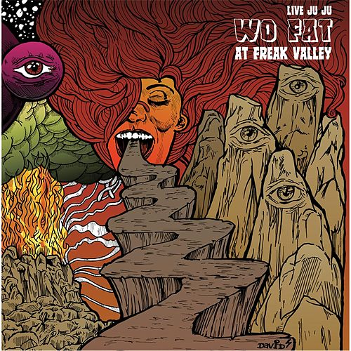 Play & Download Live Juju: Wo Fat At Freak Valley by Wo Fat | Napster