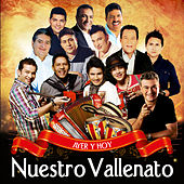 Play & Download Nuestro Vallenato by Various Artists | Napster