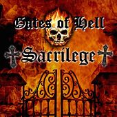 Play & Download Gates of Hell by Sacrilege | Napster