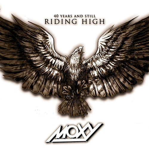 40 Years and Still Riding High by Moxy