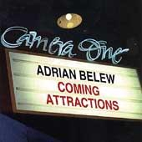 Play & Download Coming Attractions by Adrian Belew | Napster