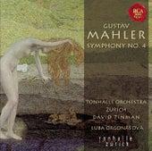 Mahler: Sinfonie Nr. 4 by David Zinman