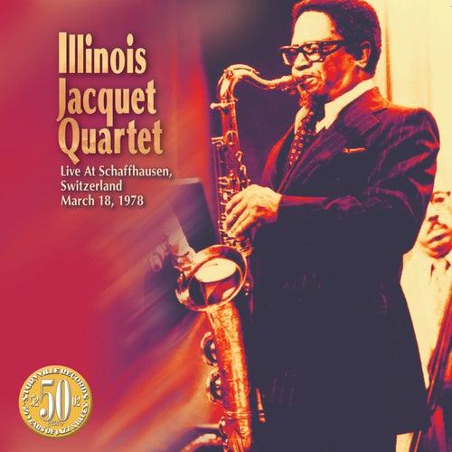 Quartet by Illinois Jacquet