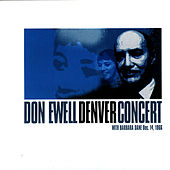Play & Download Don Ewell Denver Concert With Barbara Dane by Barbara Dane | Napster