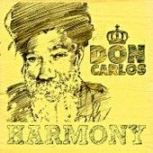 Harmony - Single by Don Carlos