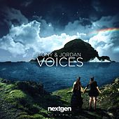 Voices by Tony and Jordan