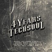 4 Years of Techsoul by Various Artists