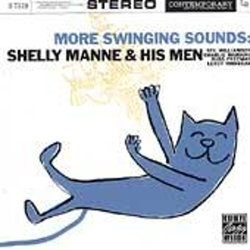 Play & Download More Swinging Sounds by Shelly Manne | Napster
