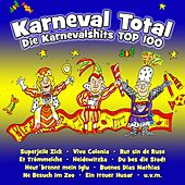Karneval Total - Die Karnevalshits Top 100 by Various Artists