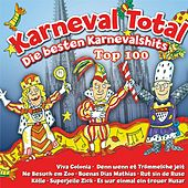 Karneval Total - Die besten Karnevalshits Top 100 by Various Artists