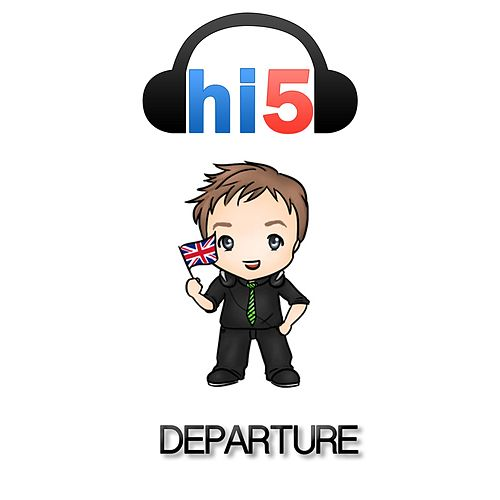 Departure - EP by Hi-5