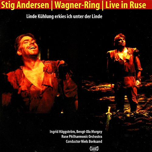 Play & Download Andersen, Stig Fogh: Wagner-Ring, Live in Ruse by Stig Fogh Andersen | Napster