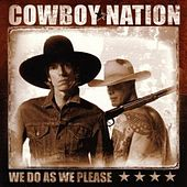 Play & Download We Do As We Please by Cowboy Nation | Napster