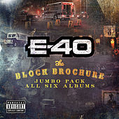The Block Brochure: Jumbo Pack by E-40