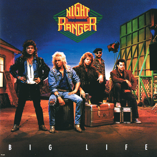 Play & Download Big Life by Night Ranger | Napster