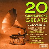 Play & Download 20 Gramophone Greats, Vol. 2 by Various Artists | Napster