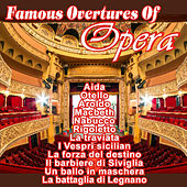 Famous Overtures of Opera by Rundfunk-Sinfonieorchester Berlin