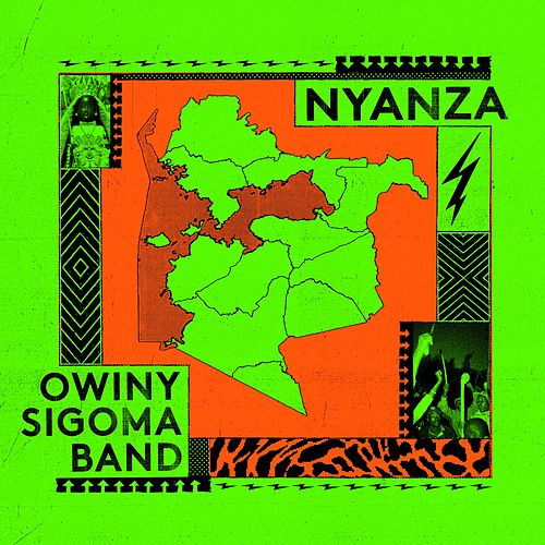 Play & Download Nyanza by Owiny Sigoma Band | Napster