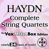 Haydn: Complete String Quartets (The VoxMegaBox Edition) by Various Artists