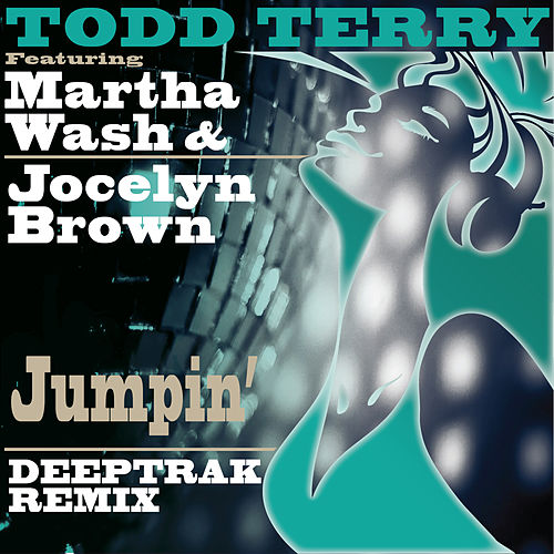 Play & Download Jumpin' (Deeptrak Remix) by Jocelyn Brown | Napster