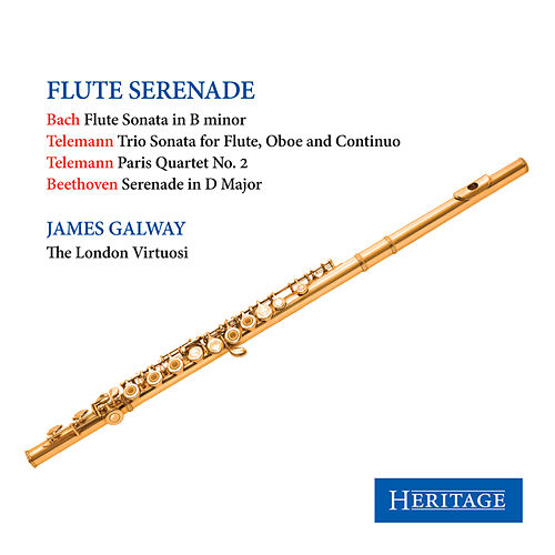 Play & Download Flute Serenade by James Galway | Napster