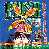 Play & Download Amsterdam (February 17, July 1 & 2, 1997) by Phish | Napster