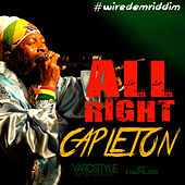 All Right - Single by Capleton