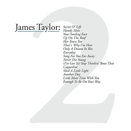 Greatest Hits Vol. 2 by James Taylor