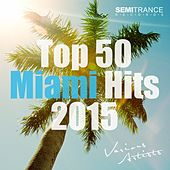 Play & Download Top 50 Miami Hits 2015 by Various Artists | Napster
