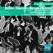 Play & Download Haydn - Stamitz - Delage - Schmitt, Orchestre national de la RTF - M. Rosenthal (dir) by Various Artists | Napster