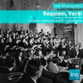 Play & Download Requiem, Verdi, Orchestre national de la RTF - Lorin Maazel by Various Artists | Napster