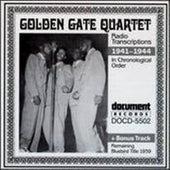 Golden Gate Quartet Radio Transcriptions (1941-1944) by Golden Gate Quartet