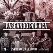 Paseando Por Aca (feat. Los Buitres) by Fuerza De Tijuana
